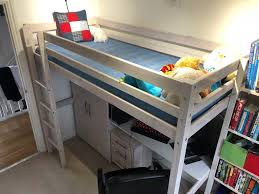 bed with wardrobe. Brilliant With Thuka High Sleeper Kids Bunk Bed With Wardrobe Chest Of Draws And Draw  Unit On Throughout Bed With Wardrobe D
