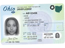 Licenses To Security Highly-secure American Cards Ohio - Real Today Veridos Id Compliant Driver amp;