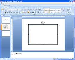 microsoft office presentations powerpoint 2007 tutorial ppt microsoft office ppt oklmindsproutco