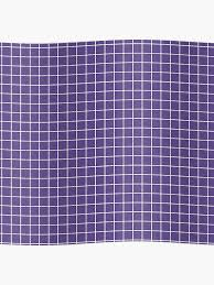 Ultra Violet Purple Background Graph Paper Pantone Color Of The Year Poster