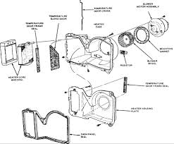 i have a 1981 ford f 150 pickup 300 6 cyl, automatic tran, heater 2004 dodge ram heater box diagram at Heater Box Diagram