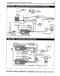msd 6al wiring diagram hei wiring diagram and hernes msd 6a wiring diagram hei ewiring