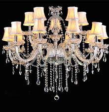 crystal lamp shades for chandeliers with clip on chandelier uk regarding elegant household crystal chandelier shades decor