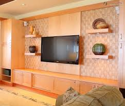 Wall Tv Decoration Decoration Sophisticated Wall With Its Decorations And A Modern
