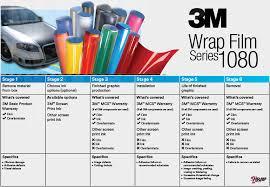 3m Vinyl Wrap Color Chart Vehicle Colour Change And Wraps A Selection Of Our Colours
