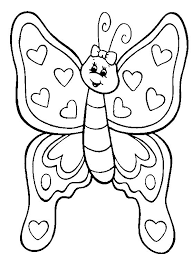 Small Picture Free Printable Butterfly Coloring Pages Trends Book Free Printable