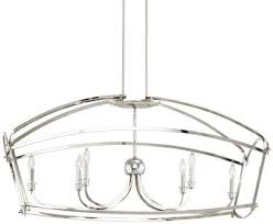 minka lavery 4776 613 jupiter s canopy six light island