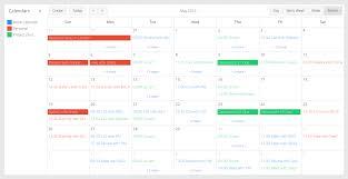 ext js 6 2 calendar ponent