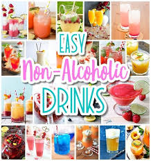 Best 25 Best Non Alcoholic Drinks Ideas On Pinterest  Best Party Cocktails For A Crowd