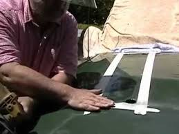 how to install run cool hood louvers