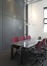 cool gray office furniture. Splendid Cool Grey Office Meeting Room Interior Design Idea With Stylish Pink Chairs Of July 2016 Gray Furniture