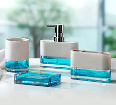 Bathroom Accessories That Let You Tweak The Decor To Your LikingColorful Bathroom Sets