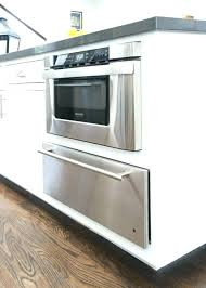 Ge Drawer Microwaves Oven Warming Microwave A  And Are Built   In Island7