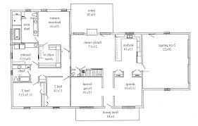 ranch style house floor plans floor plans for ranch homes weird house plans simple ranch style