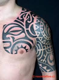 Rouče Tattoo Ornamenty Tribal