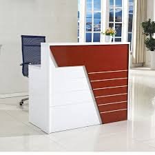 modern office counter table. High End Modern Office Furniture Small Reception Desk Beauty Salon Counter Table P