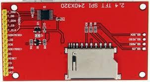 2.4inch SPI Module ILI9341 SKU:MSP2402 - LCD wiki