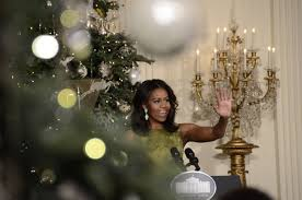White House holiday decorations celebrate timeless traditions ...