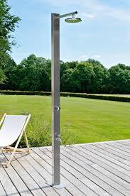 Outdoor Shower Wide Options Of Outdoor Shower Fixture Homesfeed