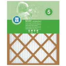 Ac Filters Orlando True Blue 18 In X 36 In X 1 In Basic Fpr 5 Pleated Air Filter