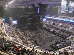 Elegant Sap Center Seating Chart Concert Cooltest Info