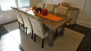 rustic gray dining table. Introducing Our New Color: Rustic Slate Grey | The Clayton Farm Table Gray Dining C