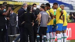 Brezilya-Arjantin maçında sınır dışı krizi yaşandı - Son Dakika Haberleri