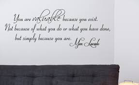 Max Lucado Quotes Inspiration Max Lucado You Are Wall Decal Quotes Christian Wall Decals