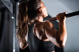 bodyweight back exercises and how to get good at pull ups strict pull ups