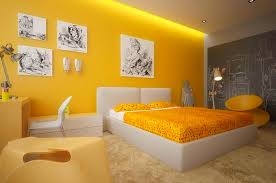 ... Yellow And White Bedroom Paint Combination ...