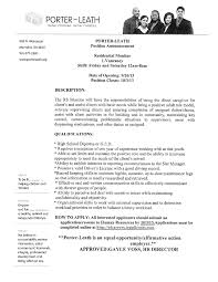 porter leath residential monitor_1 residential counselor cover letter