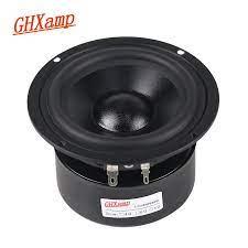 GHXAMP HIFI 4 inch 70 wát Woofer Mediant Loa tần số thấp HIFI Máy Tính Để  Bàn Giá Sách Rạp Hát Tại Nhà Loa Bass 1 cái|bass speaker|subwoofer  speakersspeaker speaker - AliExpress