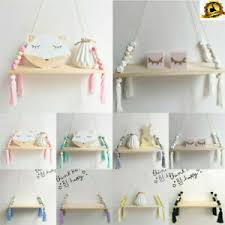 nursery shelf for