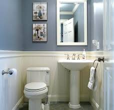 Small Half Bathroom Design Tiny Half Bathroom Ideas Half Bathrooms