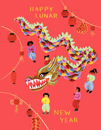 Wishes for a prosperous and successful chinese new year of the ox. Chinese New Year Greeting Cards Postable