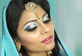 queue traditional indian bridal makeup tutorial