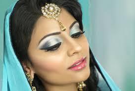 queue traditional indian bridal makeup tutorial