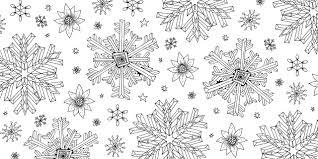 Johanna Basford Christmas Coloring Pages Printable Coloring Page
