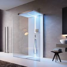 Scuretto Walk Through Shower Enclosure