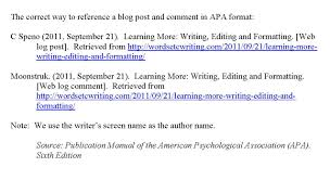 Apa Website Citation Format Ataumberglauf Verbandcom