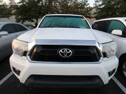 2012 Used Toyota Tacoma 2WD Double Cab V6 Automatic PreRunner at ...