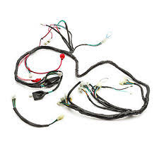 scooter wires electrical cabling wiring loom baotian bt49qt9 fits pulse scout speedy jmstar 50cc c bike picture