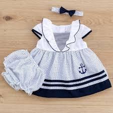 Anker Baby Und Navyreal Kleidpumphose Haarband Set B7gfviy6y
