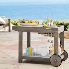 mosaic tiled outdoor bistro table
