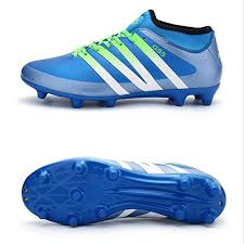 xue leather soccer shoes soccer cleats football boots football soccer anti