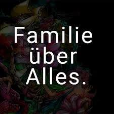 ᐅ Familie über Alles