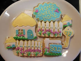 2016 new home decorated sugar cookies with royal icing following tutorial by bridget