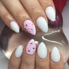 Pointed Acrylic Nail Designs Tumblr Nail Art Ideas - CPGDS Consortium