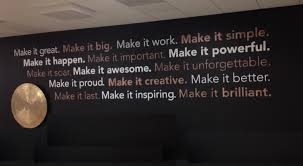wall graphics on business logo wall art with wall decals is an excellent marketing gimmick print early blog