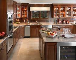 modern country kitchens. Modern Country Kitchen Ideas With Wooden Cabinet And Table Bar Regard To Cabinets Kitchens \